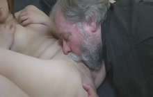 Daddy caught me masturbating...